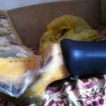 Перетяжка сидения 0223