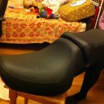 Перетяжка сидения 0231