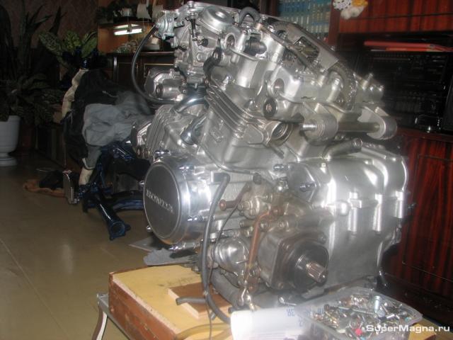 Двигатель VF750C 0005