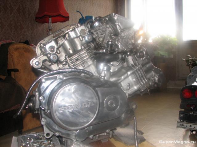 Двигатель VF750C 0007