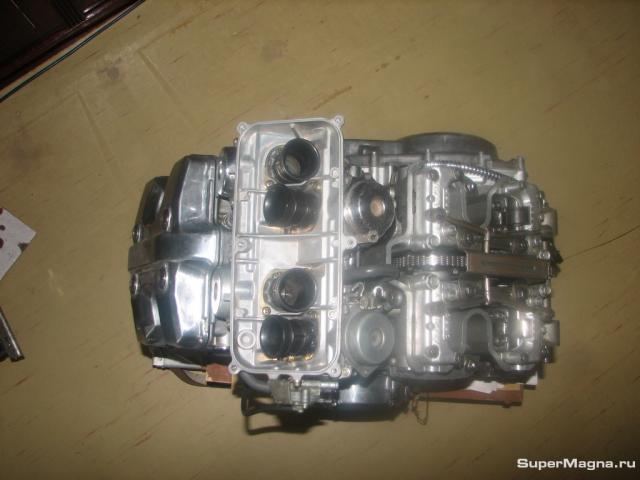Двигатель VF750C 0011