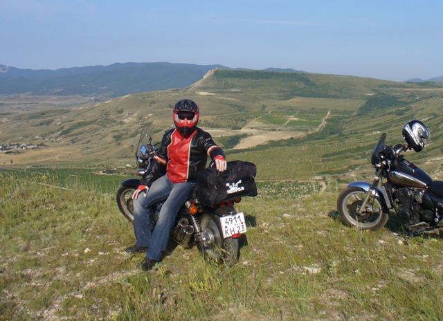 По дороге из Краснодара в Севастополь